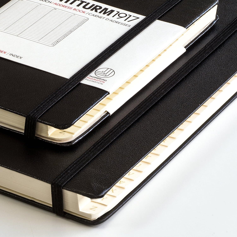 Amazon.com: Leuchtturm1917 – Cuaderno libreta de direcciones ...