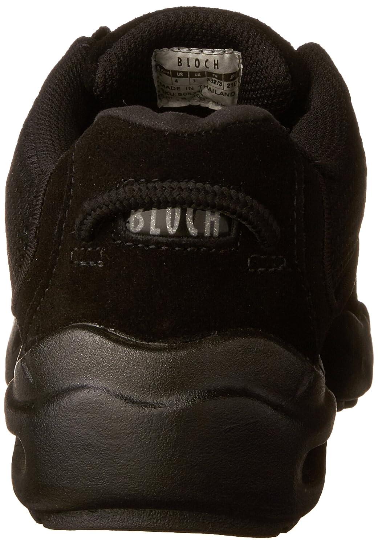 Bloch Dance Split Women's Boost Mesh DRT Split Dance Sole Dance Sneaker B0041IXK8Q 8 X(Medium) US|Black 2c28d7