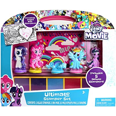 My Little Pony Ultimate Stamper: Toys & Games