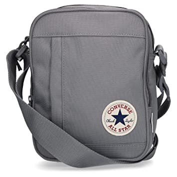 6190c8a1e81 Converse Fall Winter Messenger Bag, 22 cm, liters, Grey (GRIS)