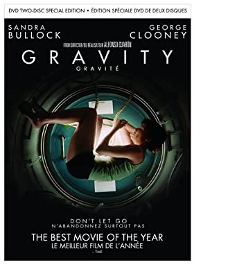 Gravity (Two-Disc Special Edition) (Bilingual): Amazon ca