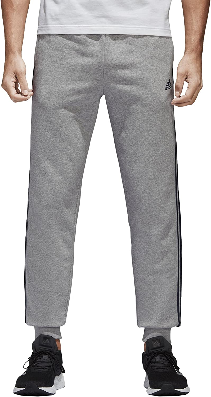 adidas Essentials Pants XLTG Medium Grey Heather//White