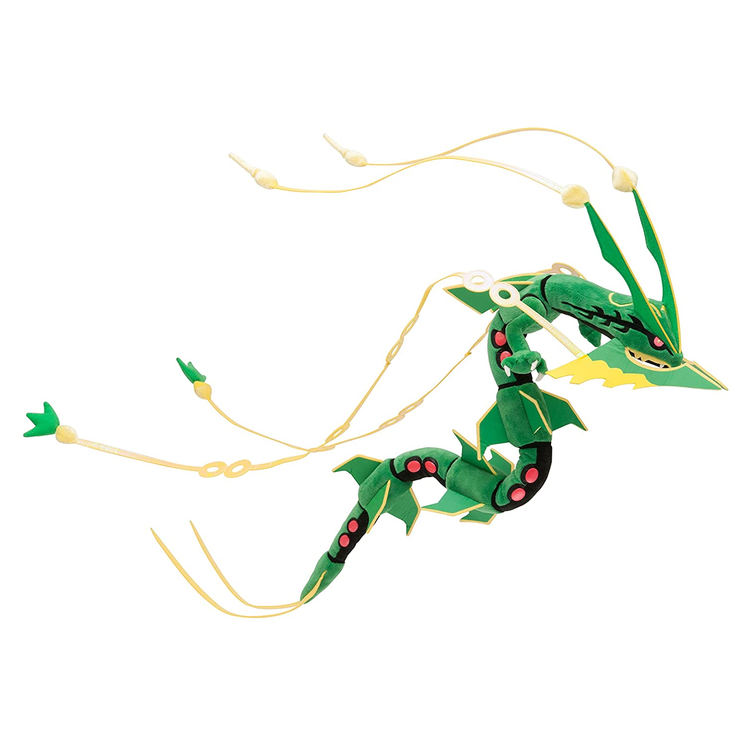 Pokemon coloring pages mega rayquaza - Amazon Com Pokemon Center Japan 32 Mega Rayquaza Stuffed Plush Toys Games