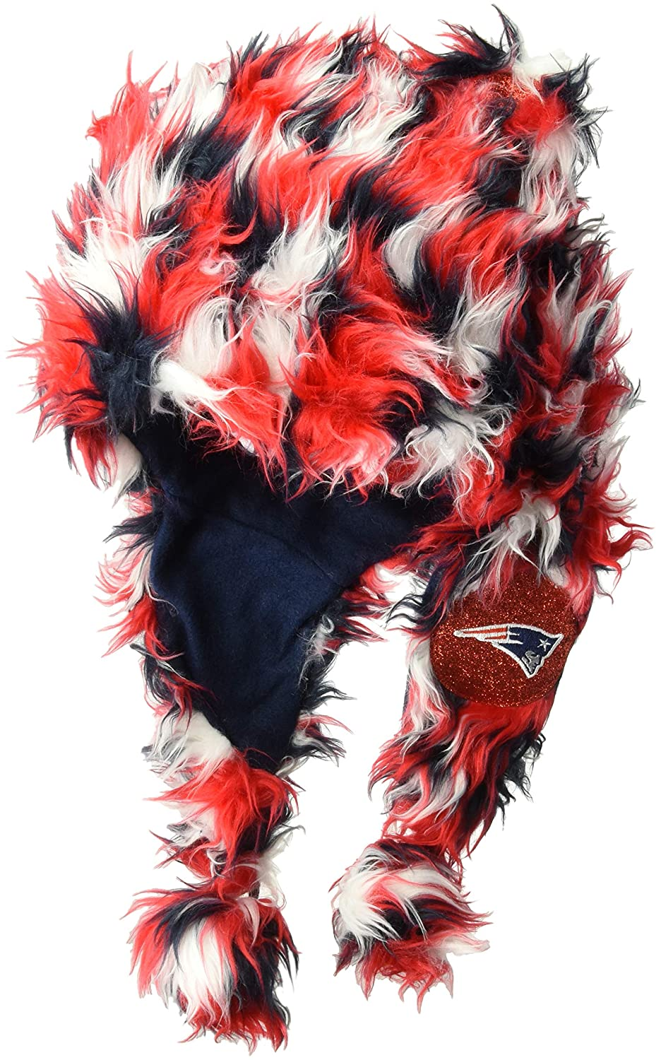 NFL Unisex Fluffy Plush Hat