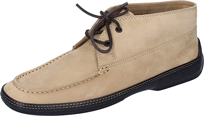 Tod's Boots Mens Beige
