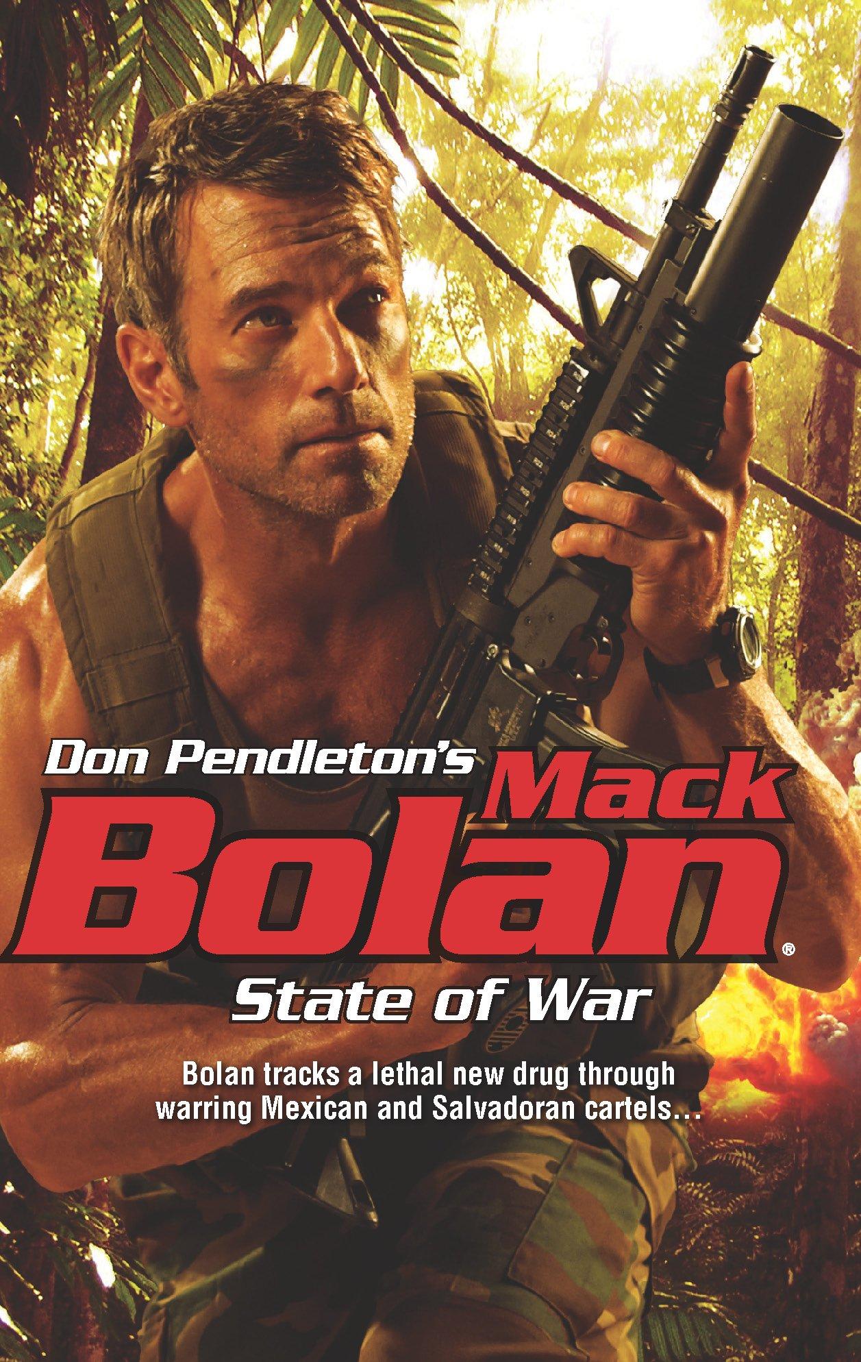 Amazon.com: State of War (Mack Bolan) (9780373615575): Don Pendleton: Books