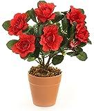 Più vicino 2 natura HBC005RE vigneto artificiale porro vegetali 105 cm