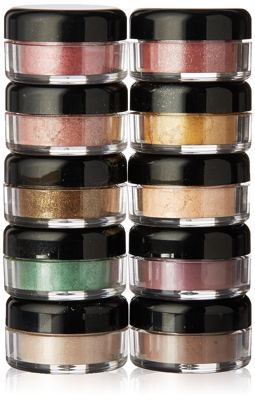 Amazon New Glamour My Eyes Mineral Eyeshadow Set For Fabulous