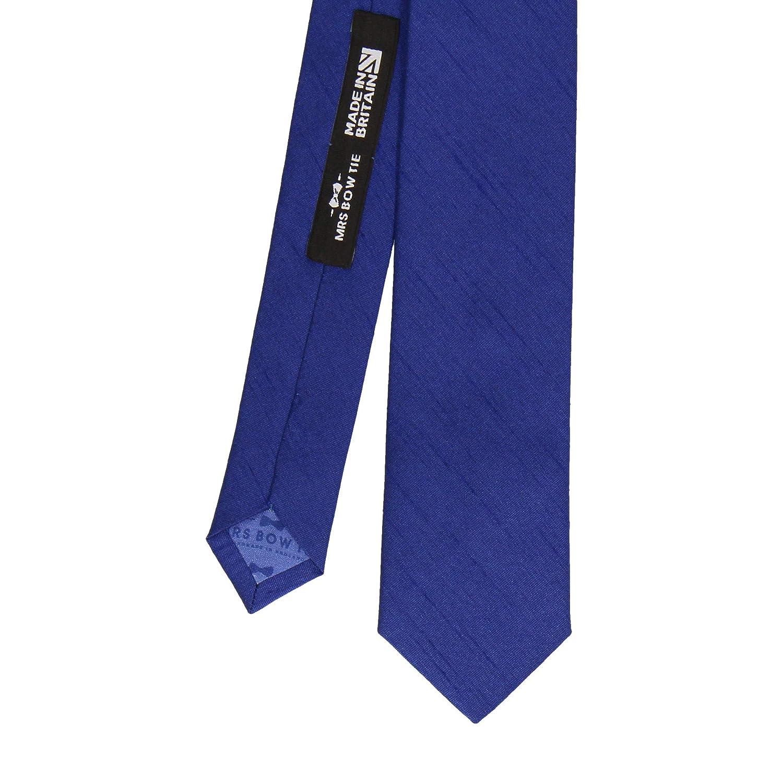 Mrs Bow Tie Faux Silk Necktie Standard Tie Skinny Tie
