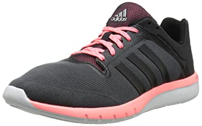 san francisco 94f21 516c9 adidas Performance Womens CC Cross Country Fresh 2 W Running Shoe, Core  BlackBlack