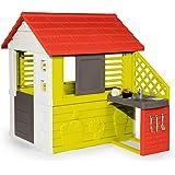 Smoby 810702–Natura Casa con Estate Cucina