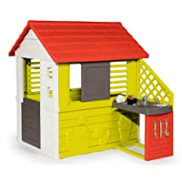 Smoby Nature Home with Summer Kitchen 810702