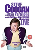 Steve Coogan Live - As Alan Partridge And Other Less Successful Characters [DVD]