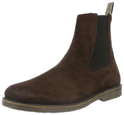 b5d6ff717ee Guess Men's Braxton Chelsea Boots: Amazon.co.uk: Shoes & Bags