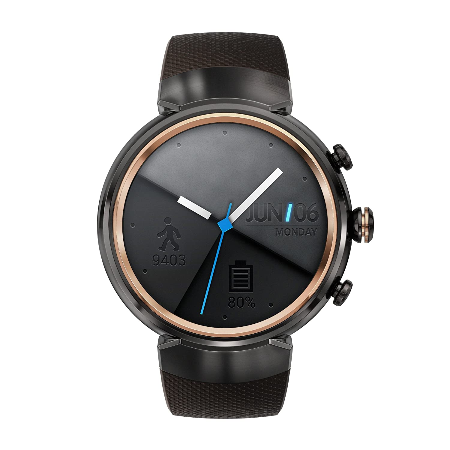 Asus Reloj ZenWatch 3 WI503Q-1RGRY0001 (3,5 cm), Amoled, 400 ...