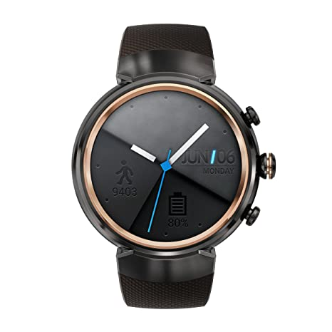 ASUS - Reloj ZenWatch 3 WI503Q-1RGRY0001 (3,5 cm), Amoled ...