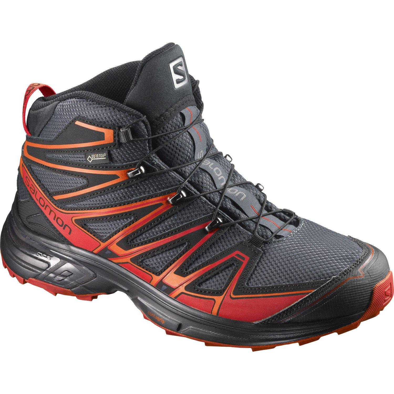 Salomon L39183200, Stivali da Escursionismo Alti Uomo