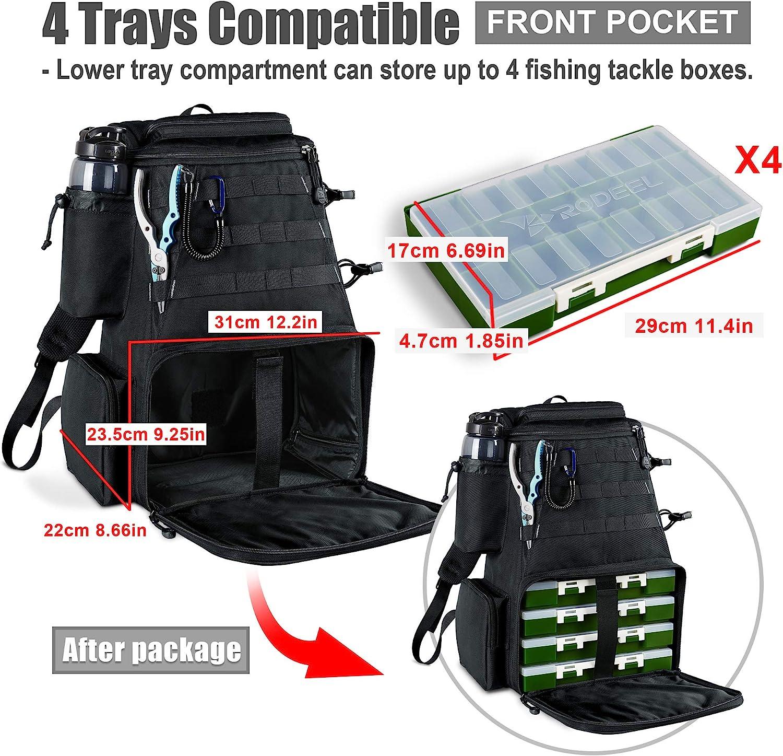 perfect fisging backpack