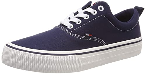 f4a8152f2f4180 Hilfiger Denim Classic Tommy Jeans Sneaker