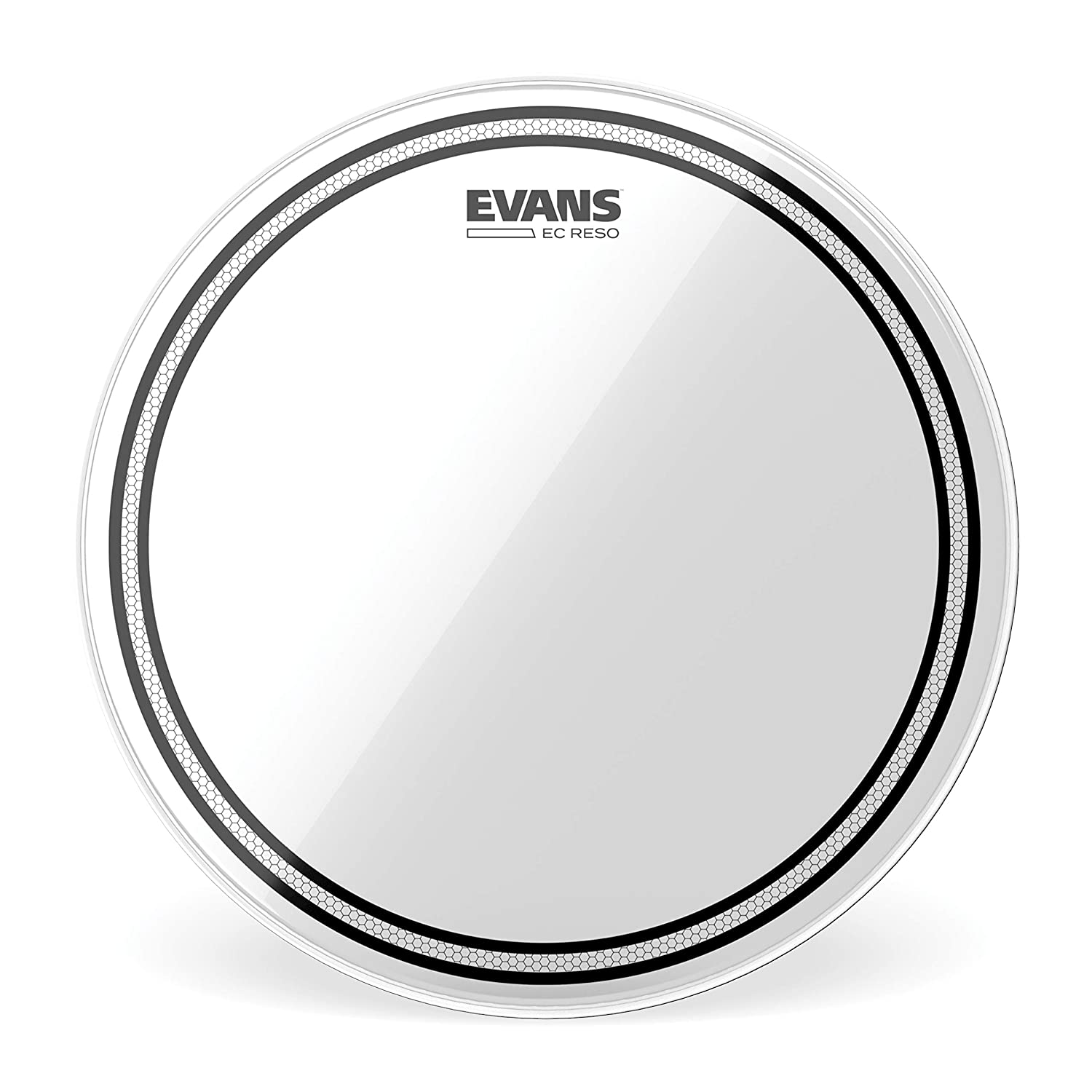 B0018LZZBY Evans EC Resonant Drum Head, 12 Inch 81RMYxTBSVL