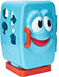 TOMY Phil the Fridge - Children's Shape-Sorting Electronic Action Game - 2 to 4 Players - Suitable From 3 years
