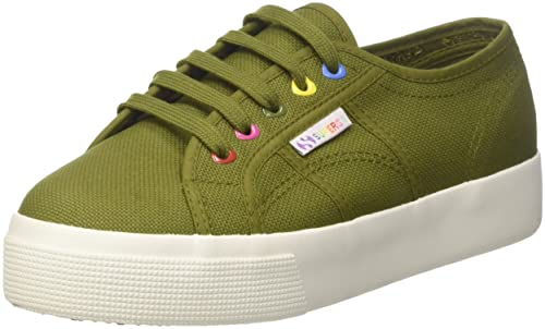 3858cf09 Superga 2730-cotw Colors Hearts, Zapatillas para Mujer: Amazon.es: Zapatos  y complementos