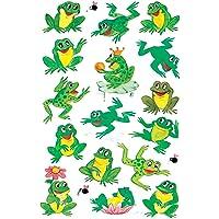 AVERY Zweckform 53168 kindersticker kikker 32 stickers, kleurrijk