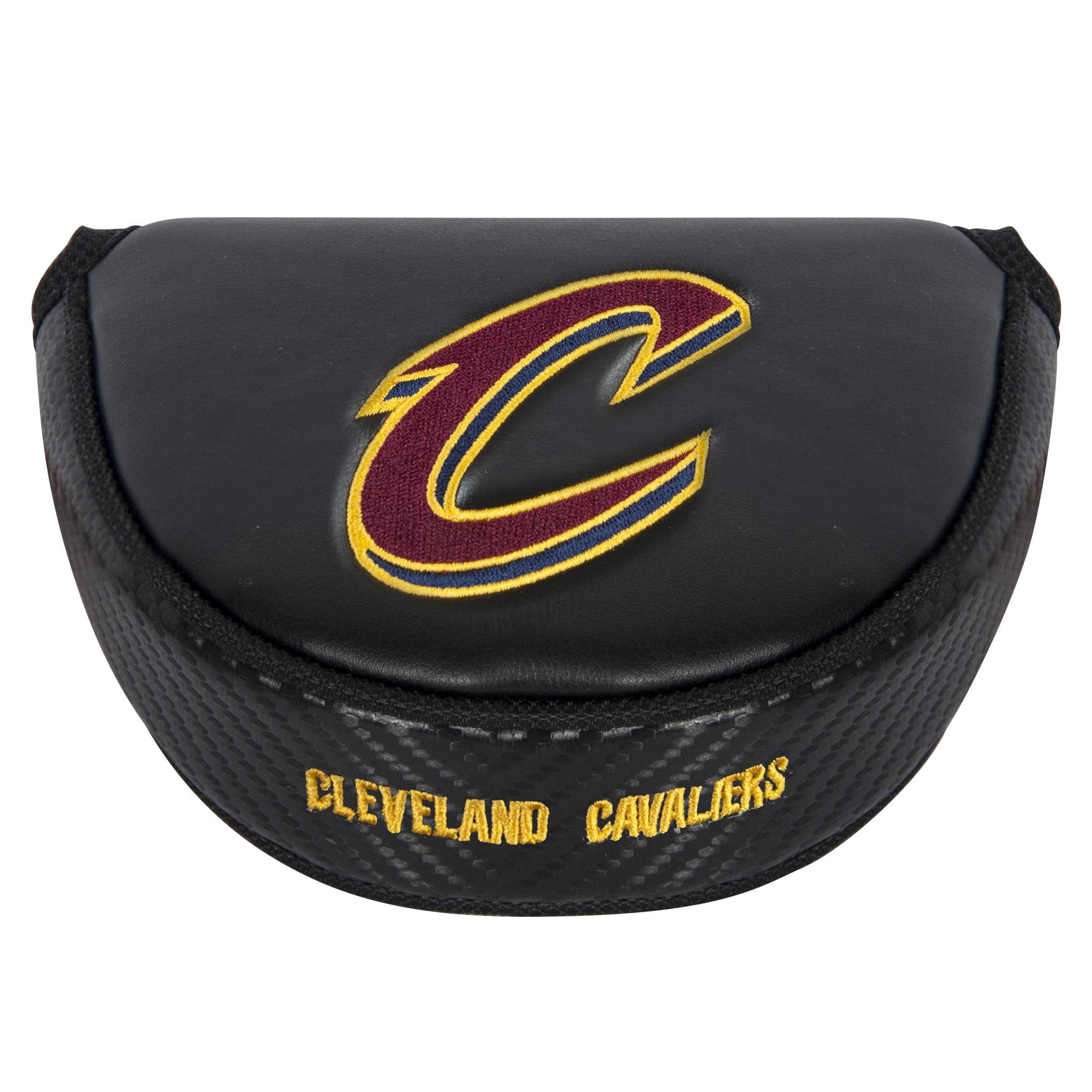 Team Effort NBA Cleveland Cavaliers black Mallet Putter Coverblack Mallet Putter Cover, NA