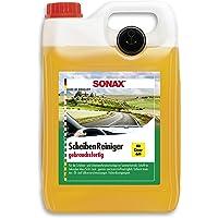 SONAX Ruitenreiniger gebruiksklaar met citrusgeur (5 liter) gebruiksklare reiniger voor de ruitensproeiers en…