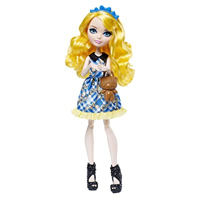 Ever After High Enchanted Picnic Blondie Lockes Doll: Toys & Games