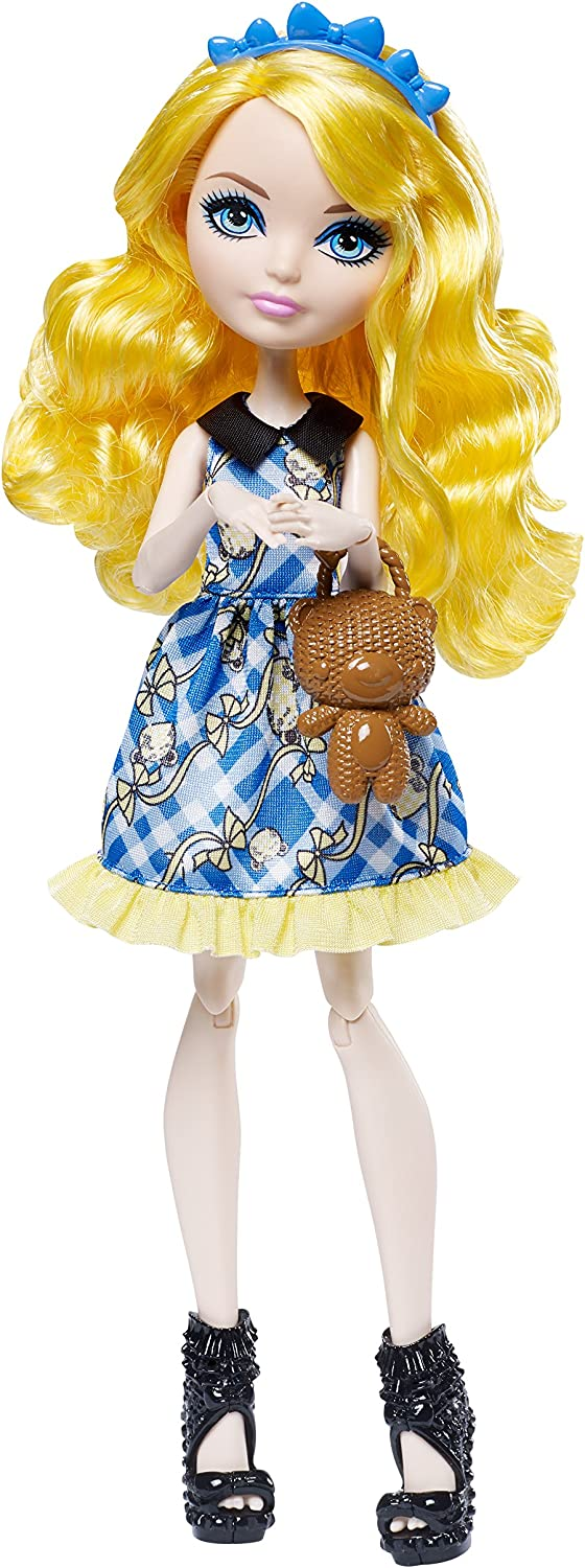 Ever After High CLD86 Enchanted Picnic Blondie Lockes Doll