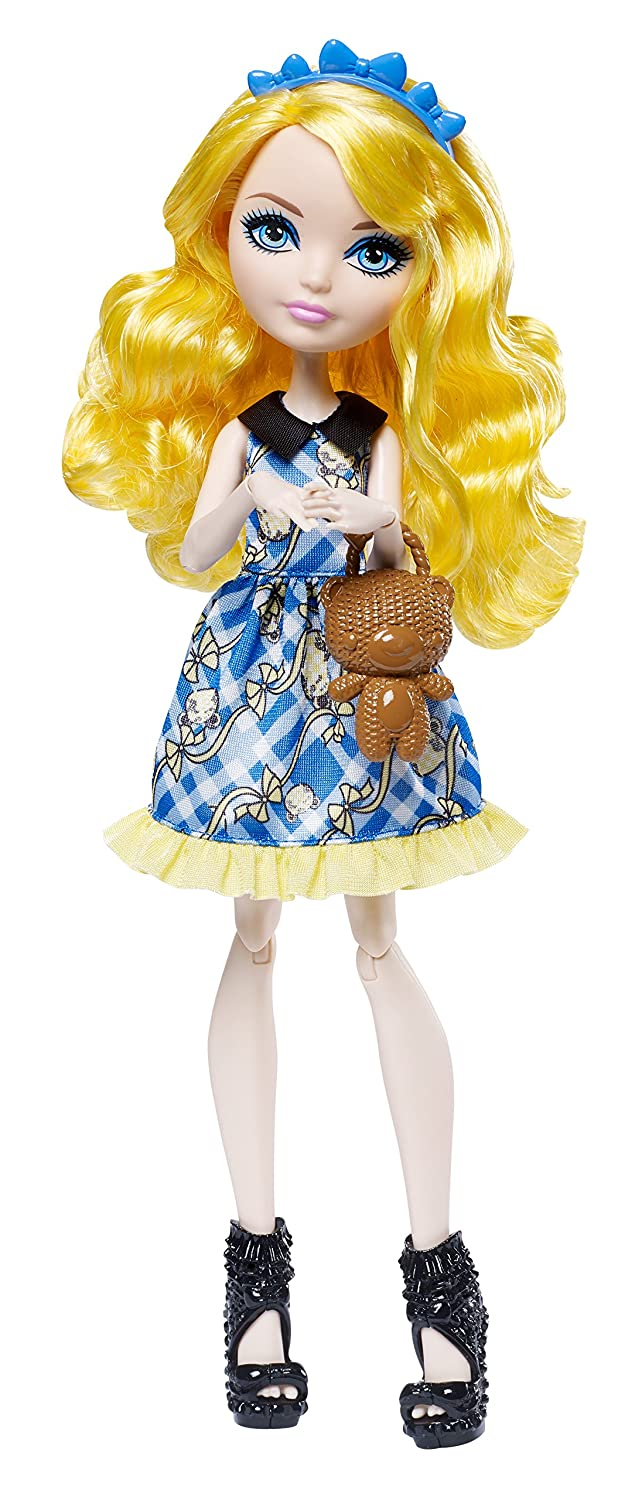 Ever After High Enchanted Picnic Blondie Lockes Doll