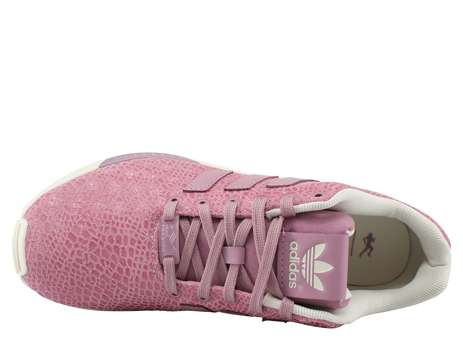 3f9e9a9f5ec0e Adidas Zx Flux Trainers Pink  Amazon.co.uk  Shoes   Bags