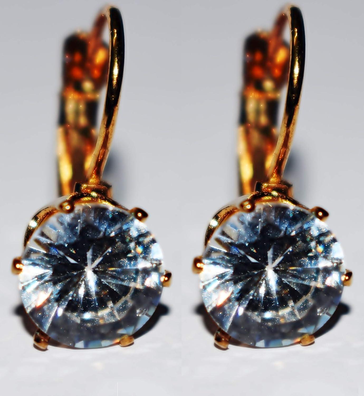 4558cbd92196c Buy Get Groovy Dangle and Drop Earrings White Stone Studs Earrings ...