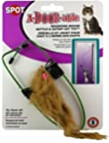 A-Door-Able Bouncing Mouse Cat Toy