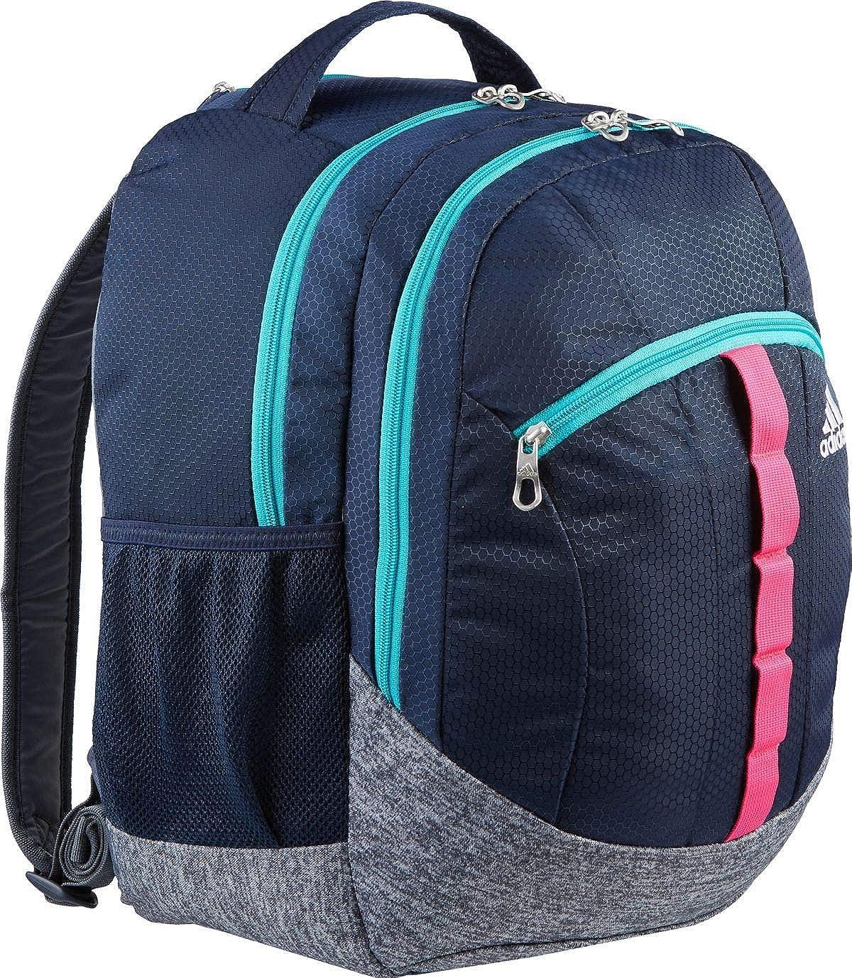 adidas Stratton XL Backpack Blue Grey
