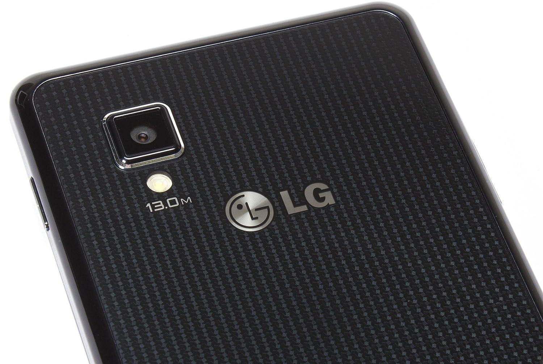 LG Optimus G E970 16GB Unlocked GSM 4G LTE Quad-Core Android Phone - Black