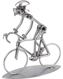 Handgefertigtes Kupfer Rennrad Einzigartige Fahrradkunst Geschenke für