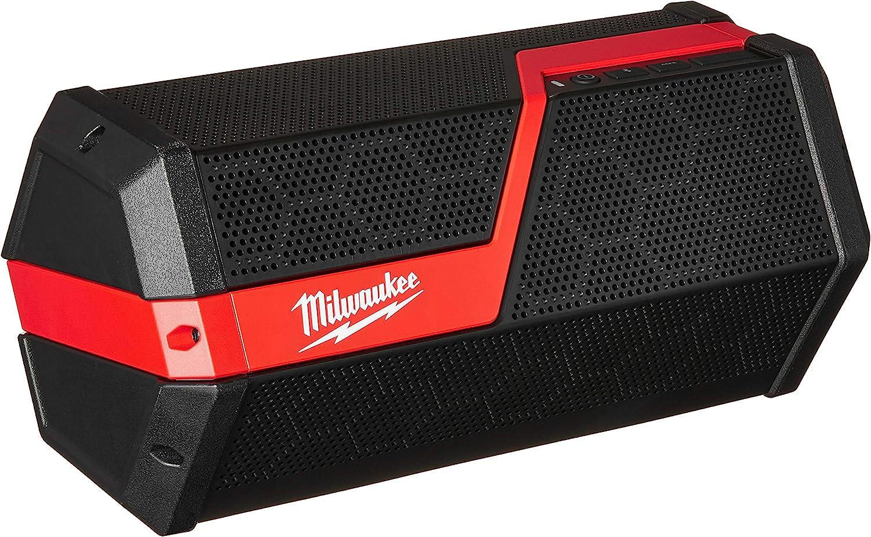 Milwaukee Wireless Jobsite Speaker