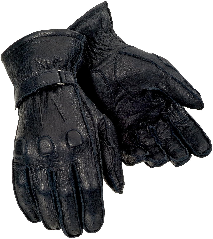 Motorcycle gloves cruiser - Amazon Com Tour Master Deerskin Mens Leather Cruiser Motorcycle Gloves Black Medium Automotive