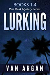 Lurking Mysteries Box Set: Books 1-4 (Pari Malik Mystery Series) Kindle Edition