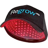 HairMax Laser Hair Growth Cap RegrowMD 272 (FDA Cleared). 272 Lasers for Hair Loss Treatment for Men and Women, Full…