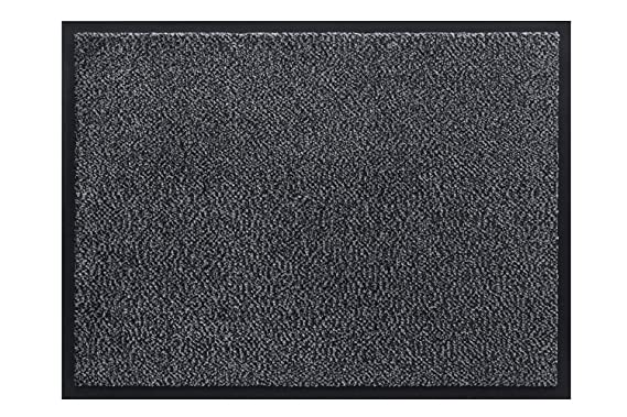 GadHome Alfombra Antipolvo 40 x 60 cm Alfombra para Puertas de Entrada Interior y Exterior | Alfombra de pies de Cama | Alfombra de Puerta para Pasillo ...