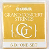 Yamaha / High-quality Classical Guitar String Grand Concert S10 [1 Set]