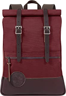 product image for Duluth Pack Scout Rolltop Deluxe Pack (Burgundy)