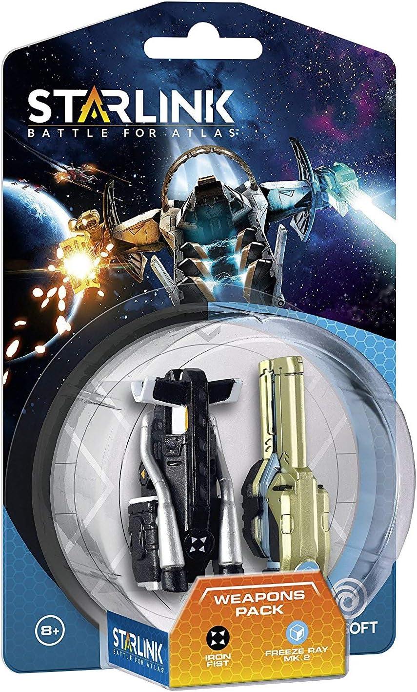 Starlink - Battle For Atlas, Pack De Armas Iron Fist + Freeze Ray