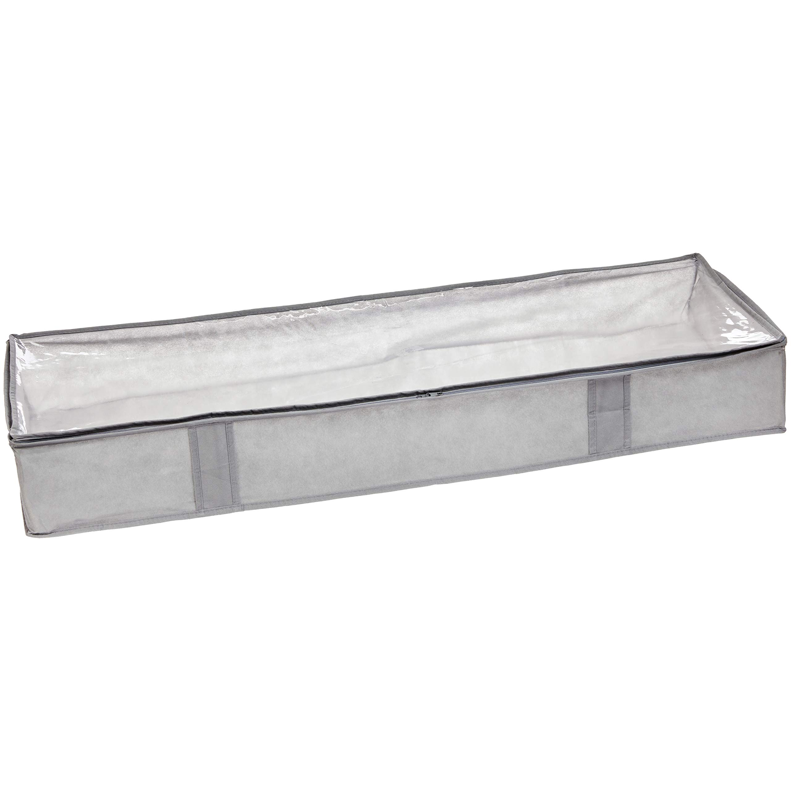 AmazonBasics Under Bed Storage Containers with Zipper, 2-Pack by AmazonBasics