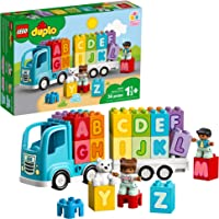 LEGO DUPLO My First Alphabet Truck 10915 ABC Letters Learning Toy for Toddlers, Fun Kids' Educational Building Toy, New…