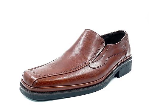 última venta comprar lujo Zapatos para vestir hombre FLUCHOS, piel color camel - 5077 ...