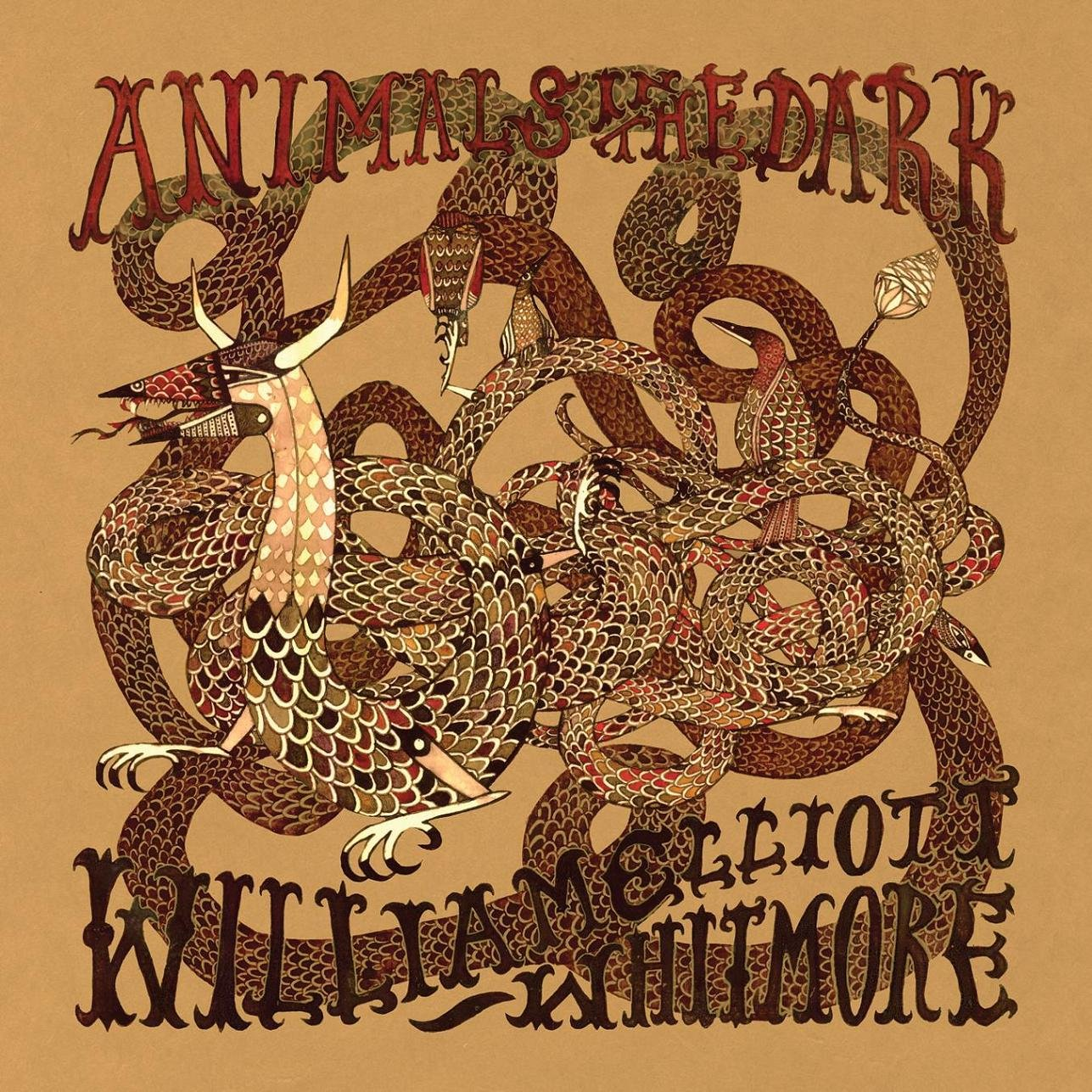 Animals In The Dark [Vinyl]